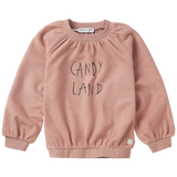 Sproet & Sprout Sweatshirt Brushed Candy Island Mauve
