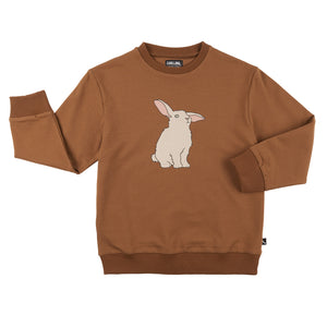 CarlijnQ Rabbits Sweater with Print