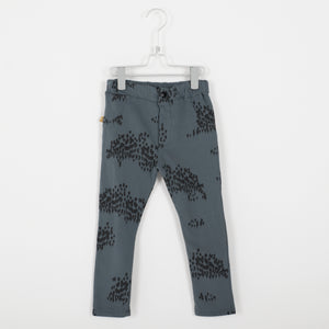 Lotiekids 5 Pockets Forest Dark Grey