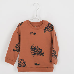 Lotiekids Sweatshirt Forest Tile