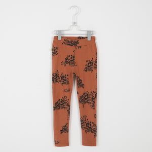 Lotiekids Jegging Forest Tile