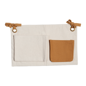 Fabelab bed pocket naturel