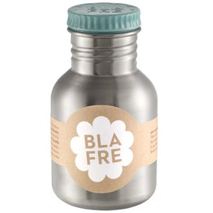 Blafre stainless steel bottle 300ml blue