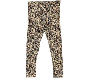 MarMar Copenhagen Leopard Pants brown