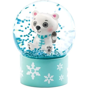 Djeco  Snowglobe So Fun Ijsbeer