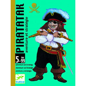 Djeco Playing Cards Piratatak