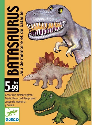 Djeco Playing Cards Batasaurus
