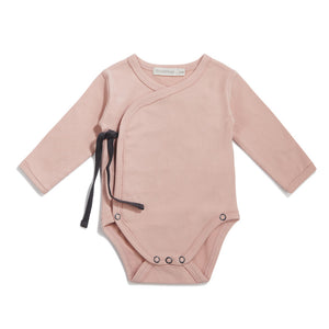Phil & Phae Romper blush newborn