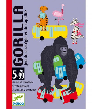 Djeco Playing Cards Gorilla