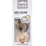 Bibs Blister T1 Dark Oak Blush