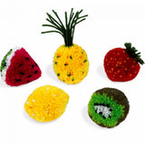 Janod Atelier - Pompoms fruit