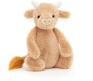 Jellycat bashfull cow small