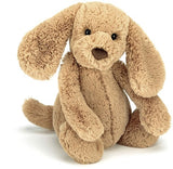 Jellycat bashfull toffee puppy small