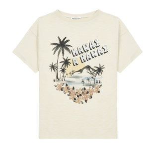 Hundred Pieces Kawai a Haiwai Organic Tshirt