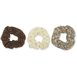 Konges Slojd scrunchies small multi