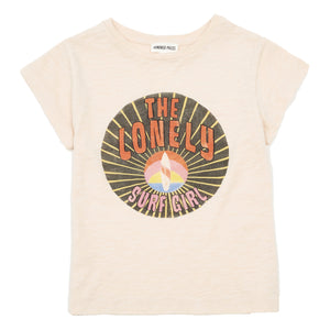 Hundred Pieces Lonely Surf Organic Girl Tshirt