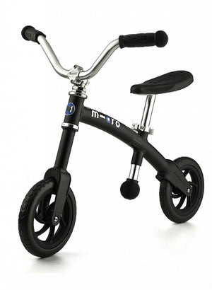 Micro Step Micro G-bike+ Chopper mat zwart