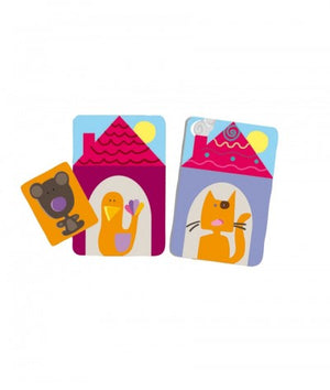 Djeco Playing Cards Oudordodo