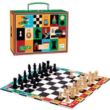 Djeco Chess and Draughts