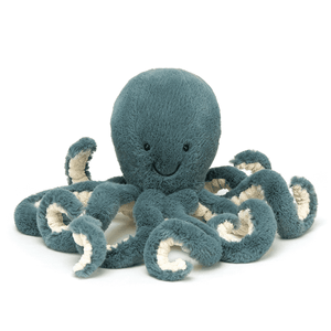 Jellycat little storm octopus