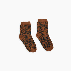 Sproet tiger socks (S-023)