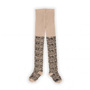 Sproet Sprout Tights Tiger Sesame Basic