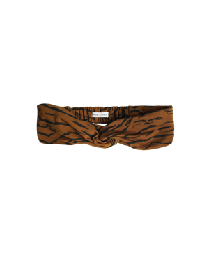 Sproet Sprout Turban headband Tiger (S&S-022)