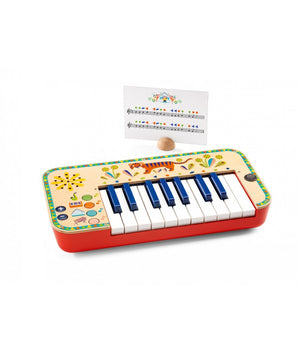 Djeco Animambo keyboard