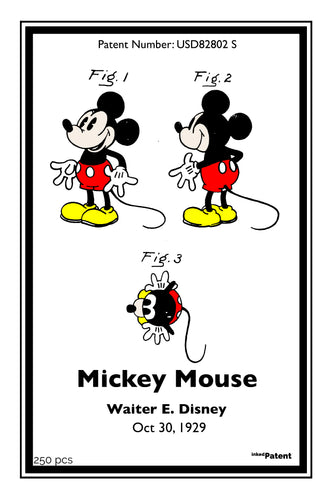 Mickey Mouse LIMITED ED.