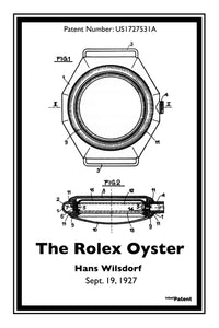 The Rolex Oyster