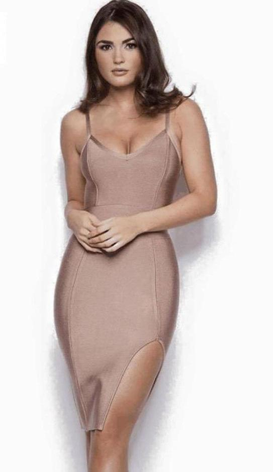 Dolce bandage dress