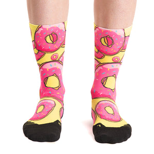 Calcetines deporte rifyl donuts