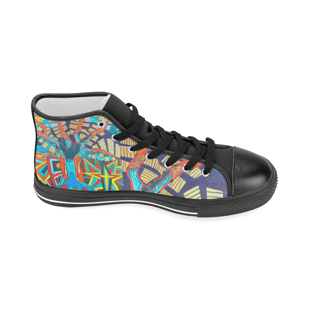 Money Tree- Women's High Tops