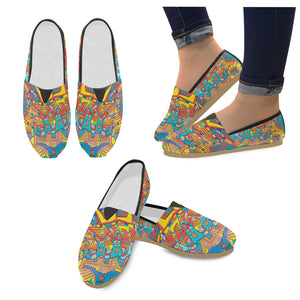 Happy Feeling- Woman's Casual Shoes