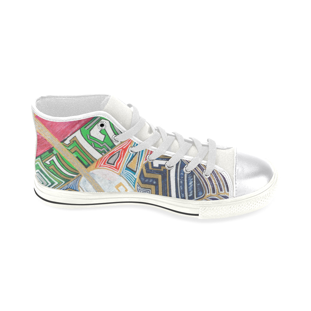 Nashville- Women's High Tops