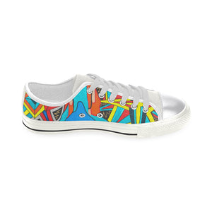 Money Tree- Women's Low Tops