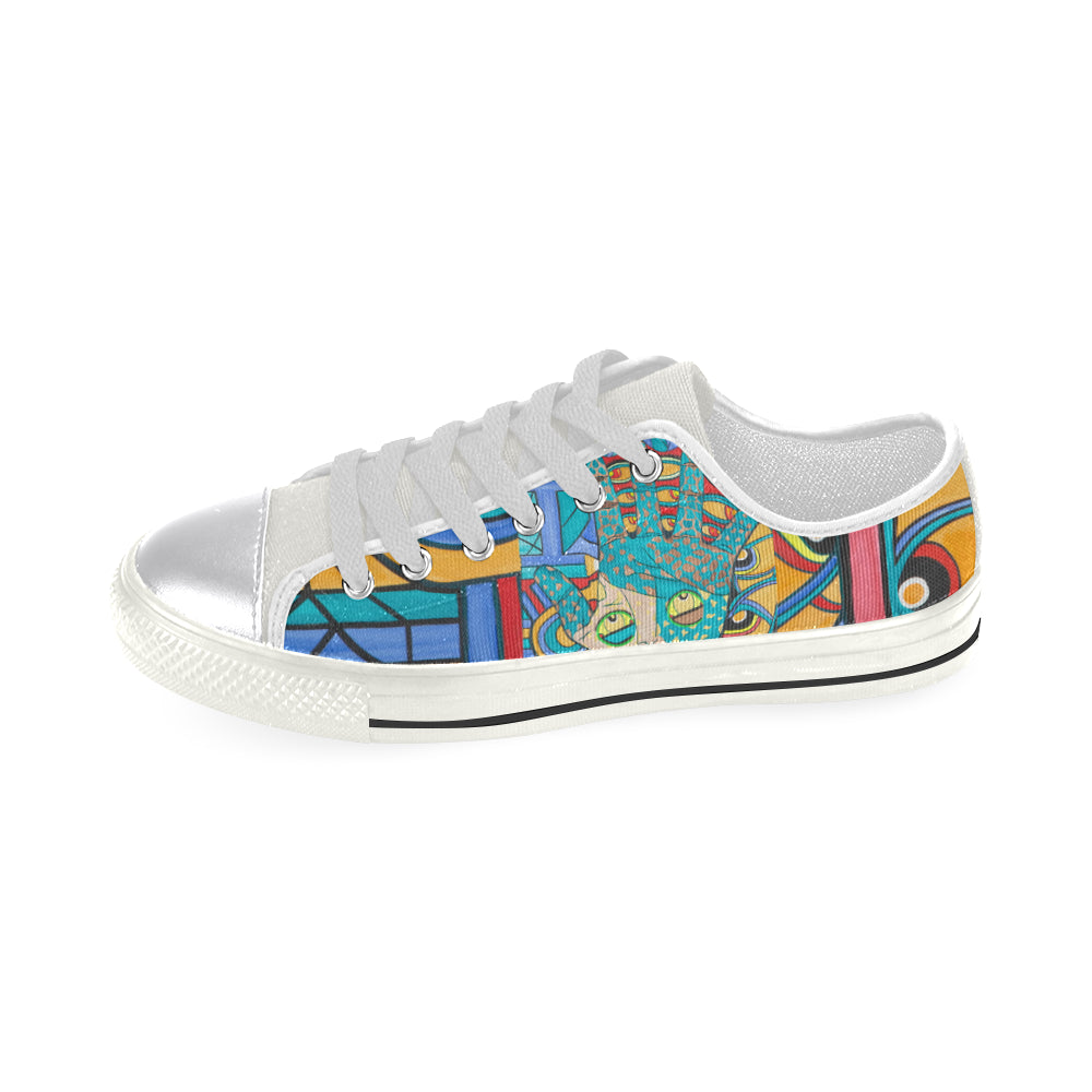 I See- Women's Low Tops