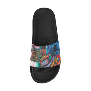 My Muse- Men's Slides (Large)