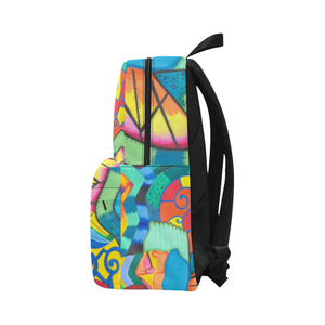 Path of Colors- Backpack