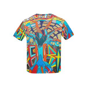 Money Tree-T-shirt for Kids