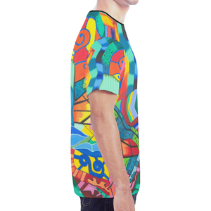 Pathway of Color- T-Shirt