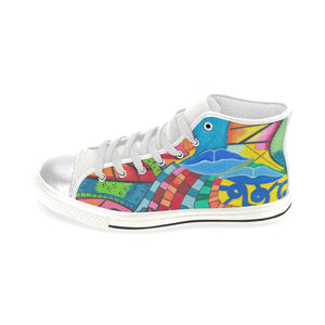 Path of Color- Women's High Tops