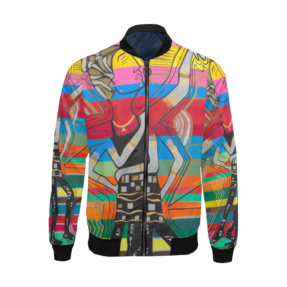 Dance for me- Bomber Jacket
