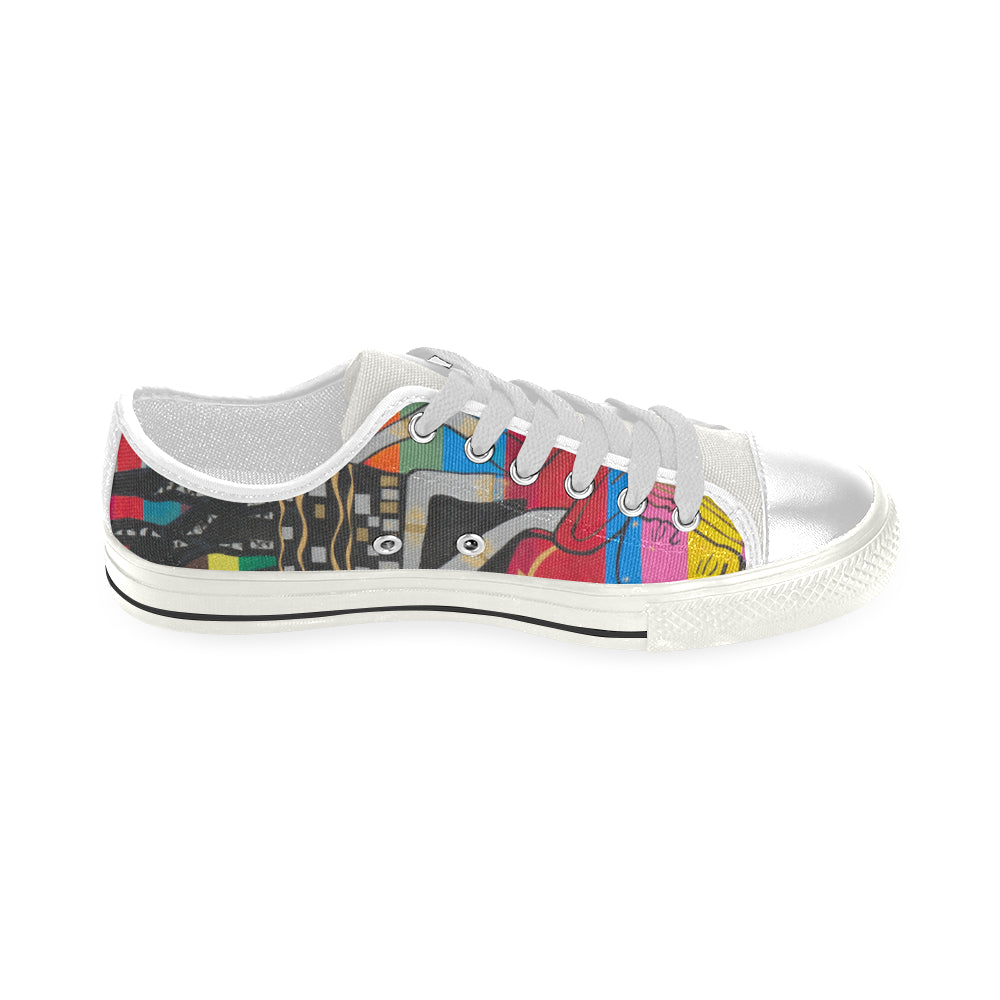 Dance for me- Men's Low Tops