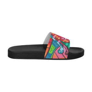 Path of Color- Men's Slides