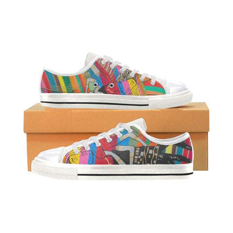 Dance with me-Women's Low Tops