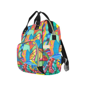 "Path of Color ""Mom Bag"""