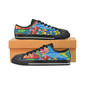 Path of Color- Men's Low Tops