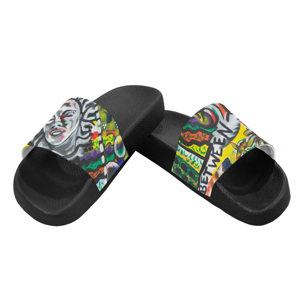 In between Dreams- Men's Slides ( Large)
