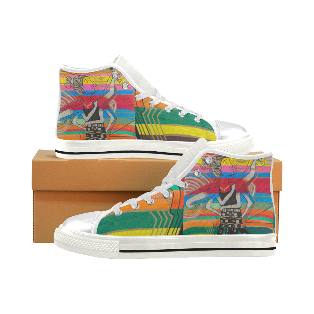 Dance for me- Women's High Tops
